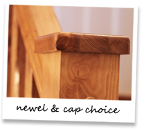 Newel & Cap choice